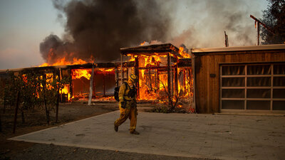 California Was Set To Spend Over $1 Billion to Prevent Wildfires. Then Came COVID-19