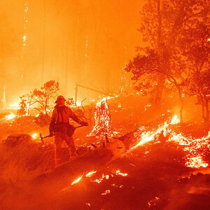 Why Firefighting Alone Won't Stop Western Mega-Fires