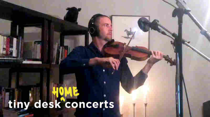 Owen Pallett: Tiny Desk (Home) Concert