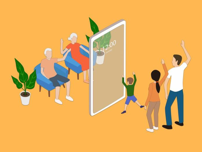 Most people are limiting Thanksgiving gatherings to a handful of family members while gearing up to connect with kids, parents and grandparents virtually.
