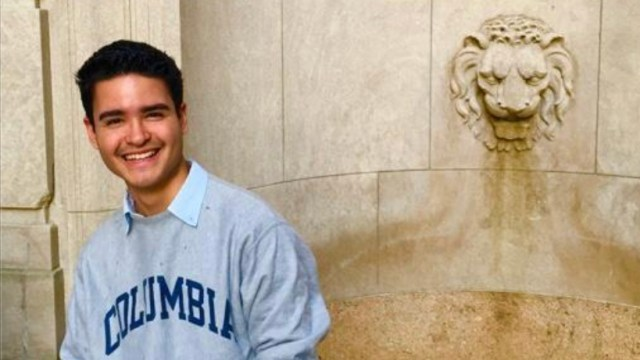 Santiago Potes is the first Latino DACA recipient to be awarded a prestigious Rhodes scholarship.