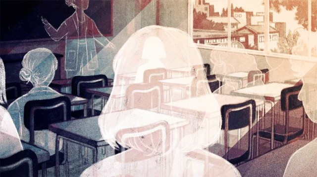 Even with teachers working hard to educate their students virtually during the pandemic, they