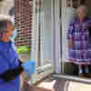 Amid Isolation And Loneliness, Elderly Face Crumbling Safety Net