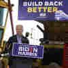 Building A Big Infrastructure Plan, Biden Starts With A Bridge To Republicans