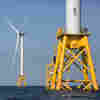 Biden Administration Pushes Major Expansion For Offshore Wind Energy