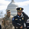 U.S. Capitol Police Officer Killed In Attack At Capitol Checkpoint