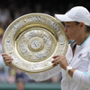 Barty Is First Australian To Win The Wimbledon Women's Singles Title Since 1980