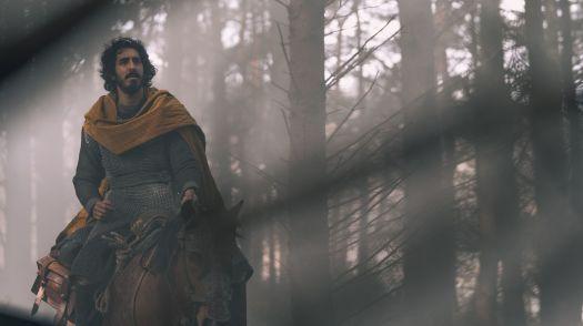 Dev Patel stars as Sir Gawain, King Arthur