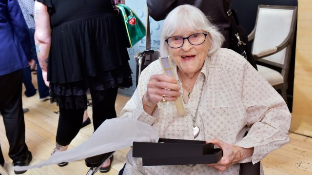 Ruthie Tompson, an animator with the longest history at Disney, dies at 111