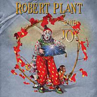 Robert Plant album cover