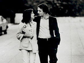 Ann Druyan and Carl Sagan