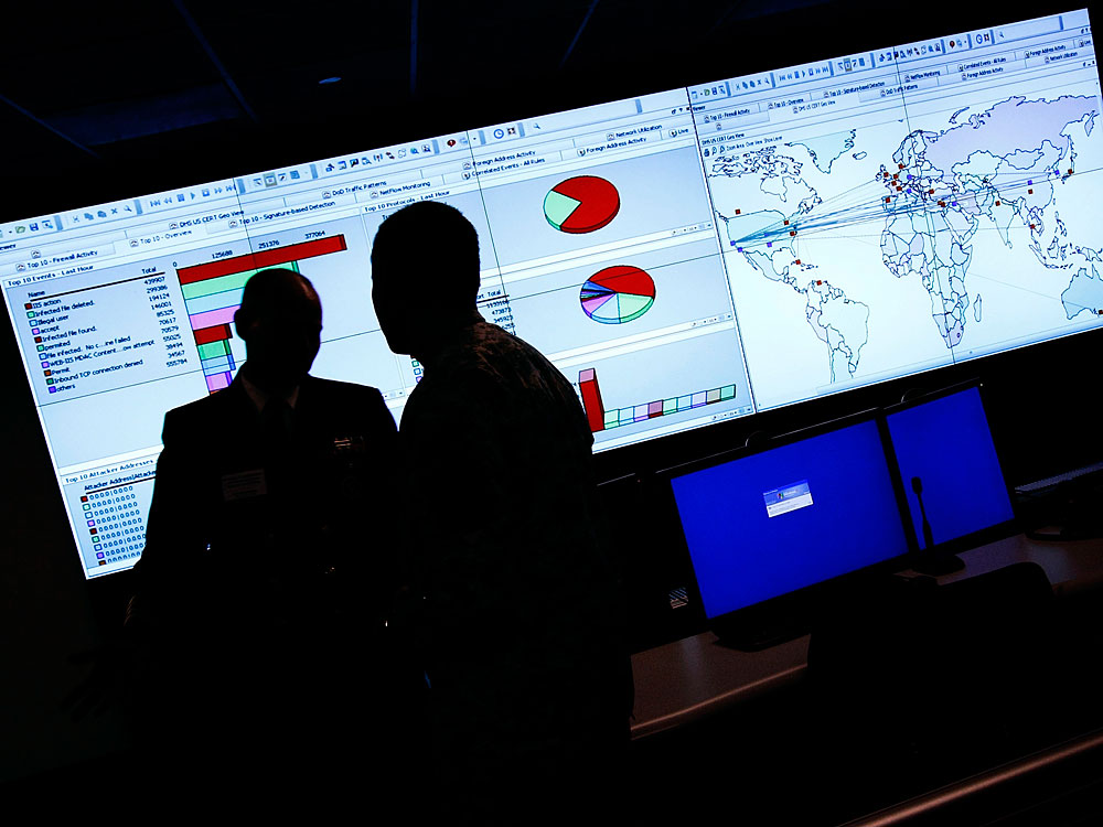 U.S. Computer Emergency Readiness Team/National Cybersecurity and Communications Integration Center