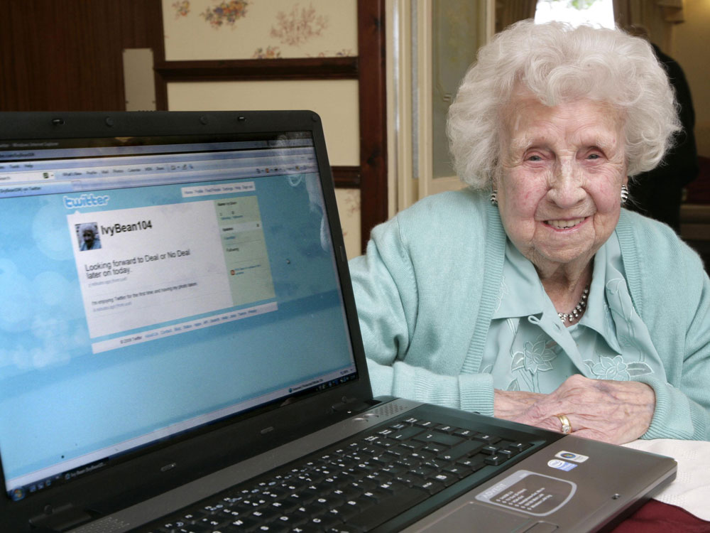Ivy Bean died Wednesday at 104.