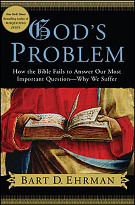 Cover of 'God's Problem' by Bart Ehrman