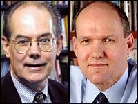 John Mearsheimer and Steven Walt