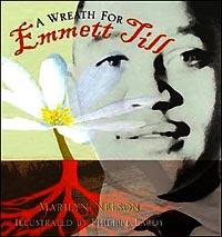 Cover for 'A Wreath for Emmett Till'