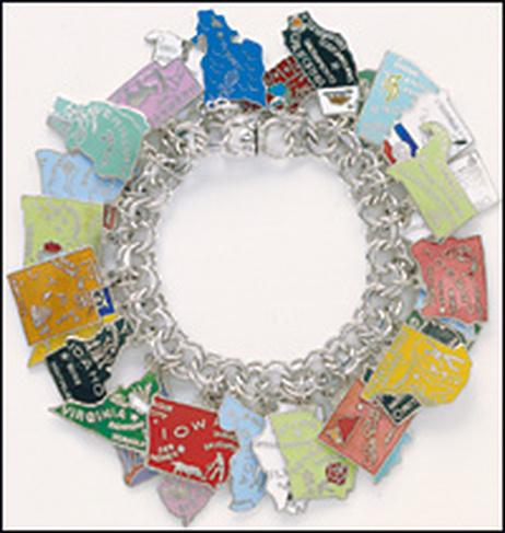 A United States bracelet