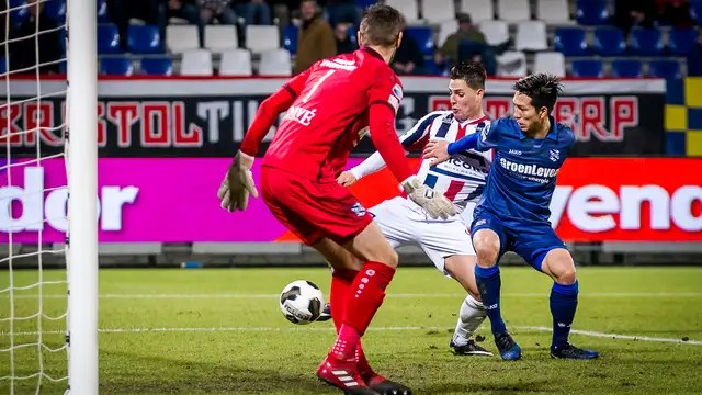 Image result for SC Heerenveen willem ii