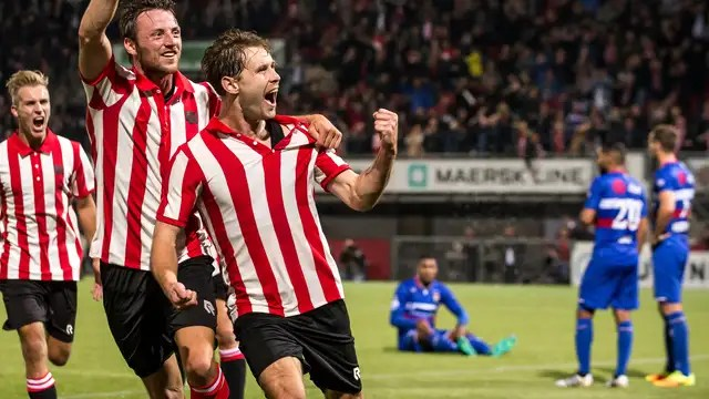 Image result for sparta willem ii