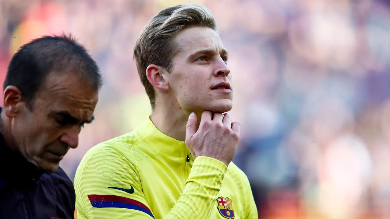 Fc Barcelona Coach Setien Does Not Want To Take Any Risks With Frenkie De Jong Now Archyworldys