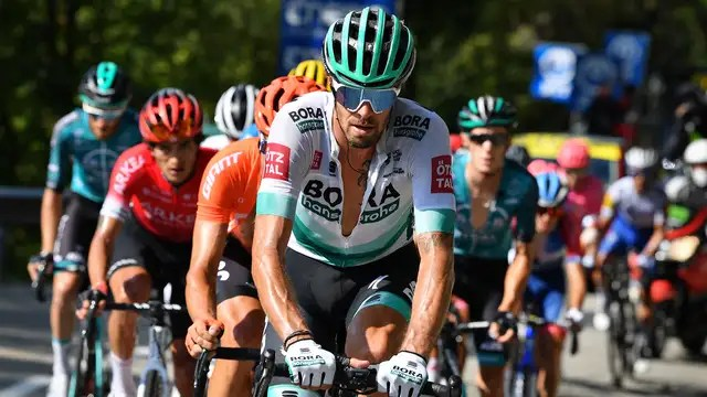Daniel Oss is one of the victims of the positive test of his teammate Matthew Walls.
