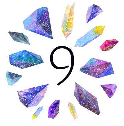 9 universal year