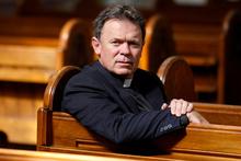 Reverend Glynn Cardy of St Matthew-in-the-City. Photo / NZ Herald