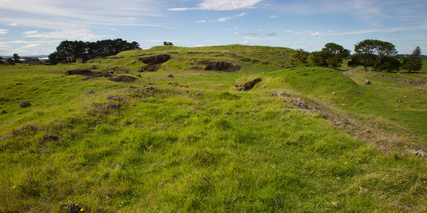 Otuataua Stonefields Historical Reserve. File photo / APN