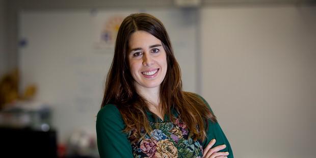 Leonie Wethey enjoys teaching in Glen Innes. Photo / Sarah Ivey