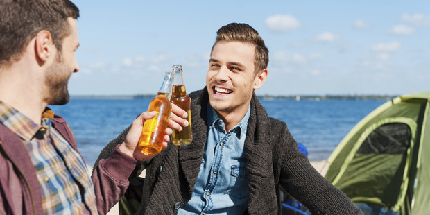Scientists have discovered that having up to seven drinks a week may give men a better chance of avoiding heart failure. Photo / Thinkstock