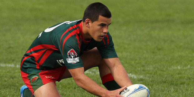 Glen Walters makes a return to Wairarapa-Bush rugby today after playing in Guernsey. PHOTO/FILE
