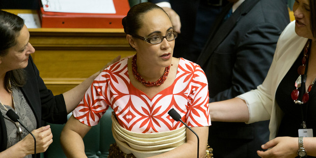 Labour MP for Manukau East, Jenny Salesa. Photo / Mark Mitchell