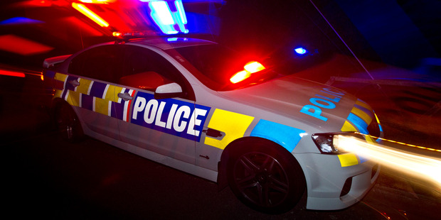 The Serious Crash unit was investigating and diversions were in place at Karaka and Dominion Sts. Photo / File