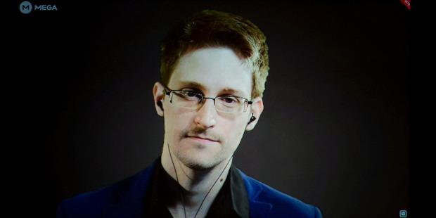 USA former NSA whistleblower Edward Snowden.