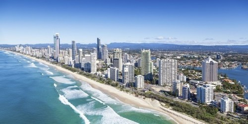 The Gold Coast in Queensland, Australia. Photo / Getty Images
