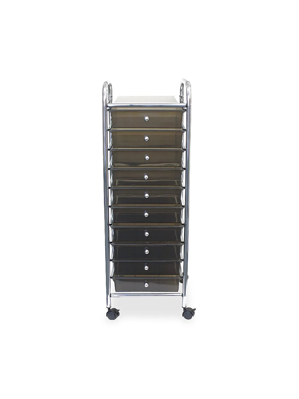 Office Depot 10 Drawer Organizer With Casters 37 12 H X 15 12 W X