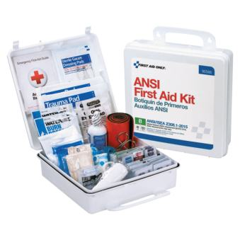 First Aid Only? Pac-Kit? First Aid Kit