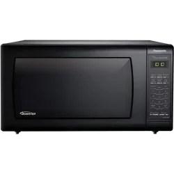 panasonic nn sn736b microwave oven single 11 97 gal capacity microwave 10 power levels 1250 w microwave power 15 turntable 120 v ac