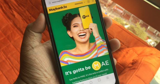 Image result for maybank mae ewallet
