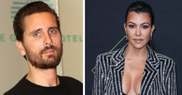 Scott Disick 'Jealous' Over Kourtney Kardashian's Romance ...