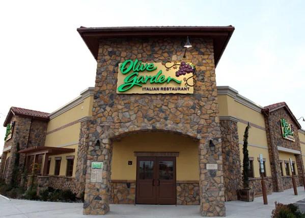 Cypress Italian Restaurant Locations Olive Garden