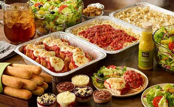 Chicken Parmigiana Combination Serves 8 14 Lunch Dinner