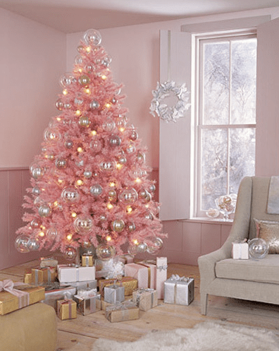 The Estate of Things chooses Fake Christmas Trees from Casa Sugar