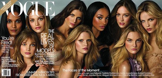 Vogue May 2009: