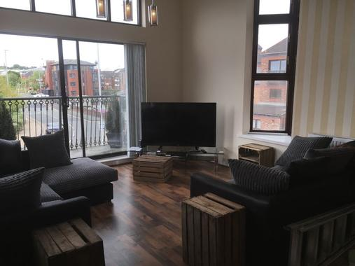 Mariners Wharf Liverpool 3 Bed Apartment 189 950