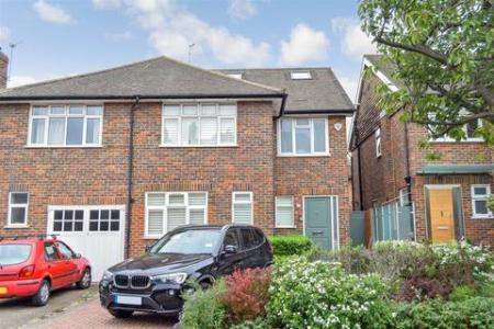 Search 4 Bed Houses For Sale In London   OnTheMarket 4 bedroom semi detached house for sale   Leopold Avenue  Wimbledon