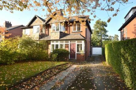 Houses for sale in Leeds   Latest Property   OnTheMarket 4 bedroom semi detached house for sale   The Drive  Roundhay  Leeds