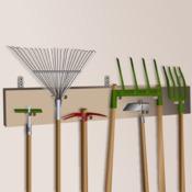 fabriquer un porte outil de jardin