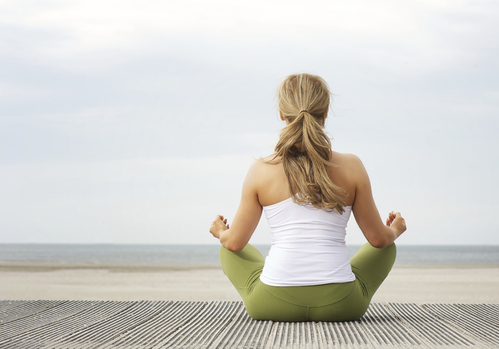How does yoga help in meditation? 3