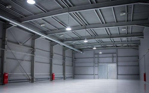 Hangar Demontable Modeles Reglementation Et Prix Ooreka